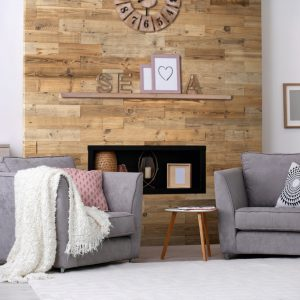 Wooden Wall Design – Nature