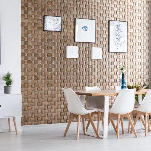 Wooden Wall Design – Rubato