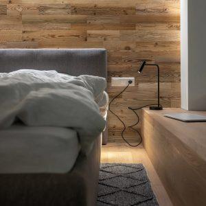 Wooden Wall Design – Amber