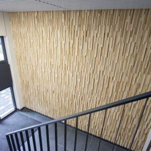 Wooden Wall Design – Fractus