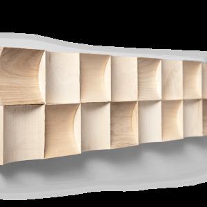 Wooden Wall Design – Medio