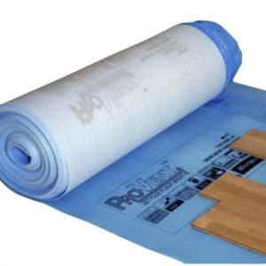 Lattian alusmateriaali – ProVent – 15m2